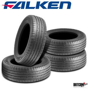 4-X-New-Falken-Sincera-SN201-185-65R15-88H-All-Season-Touring-Tires