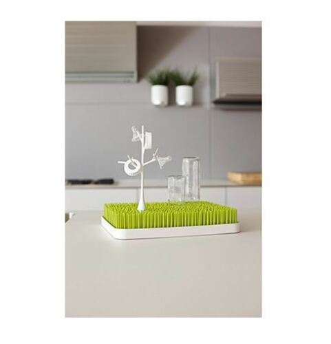 Boon Twig Drying Rack Accessory For Grass and Lawn Countertop Plate