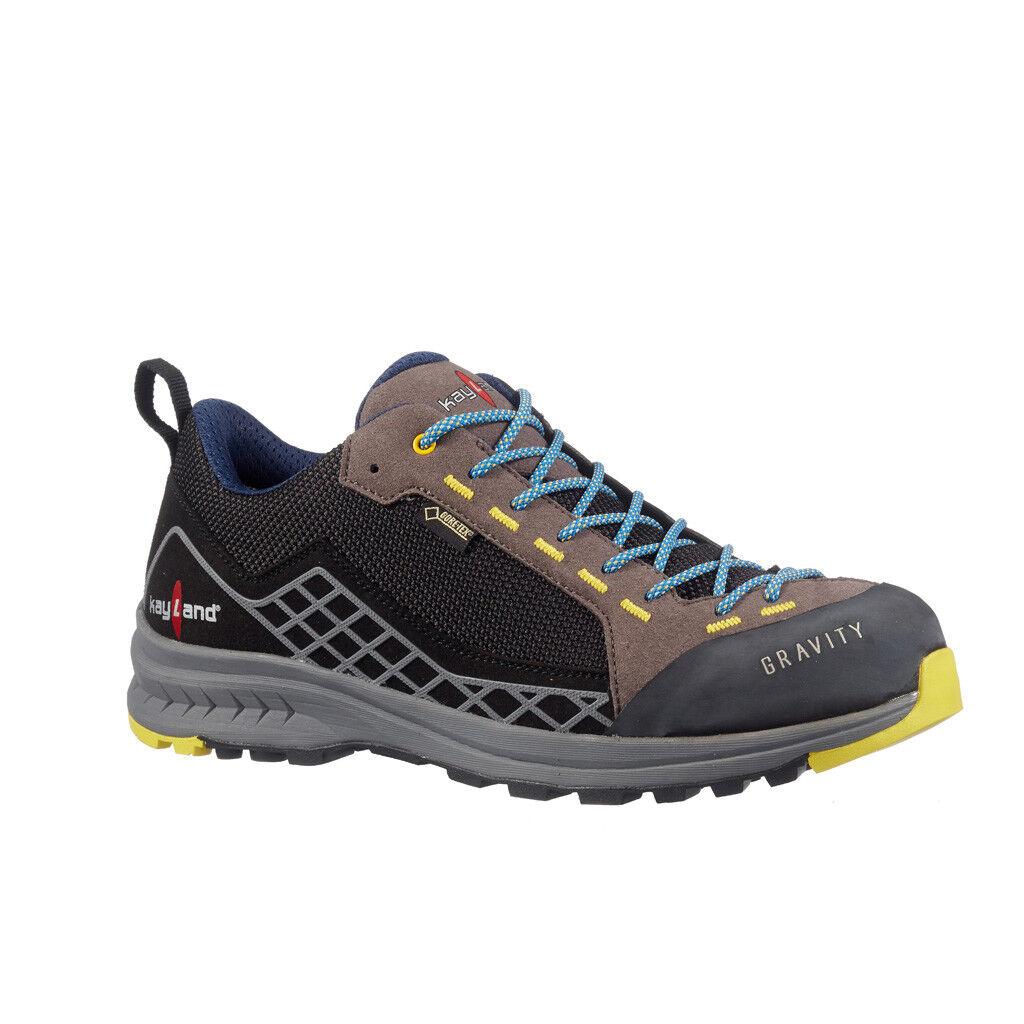Kayland Gravity GTX zustiegsschuh trekking zapato Gore-Tex Vibram-suela PVP 169,95