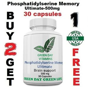 Phosphatidylserine-Memory-Ultimate-500mg-Brain-Health-Phosphatid-Made-in-USA