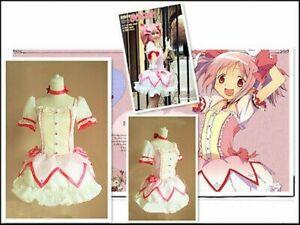 Puella-Magi-Madoka-Magica-Kaname-Madoka-Cosplay-Costume-UK
