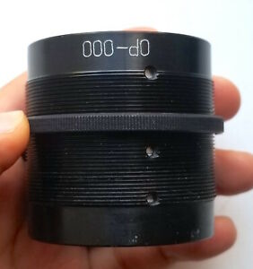 Rare Russian Soviet High Resolution Reproduction lens OR-000 150mm f4.7