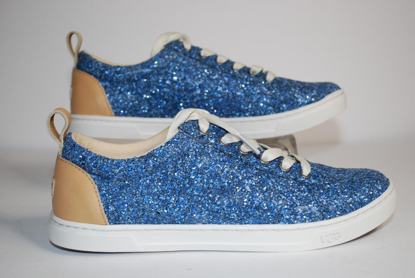 Ugg Karine Chunky Glitter Blue Multi Women Sneakers 1090012