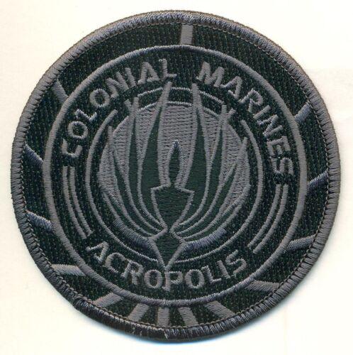 BSG Colonial Marines Acropolis Patch BSG45