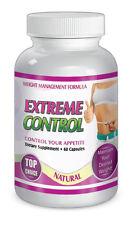Dieta control del apetito Fórmula pérdida de peso máximo 30 días Extreme Control