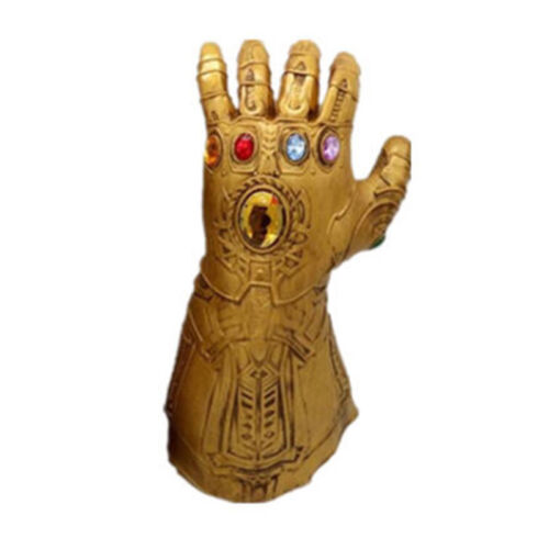 Thanos Infinity Gauntlet Legends Gloves Cosplay The Avengers Infinity War Prop