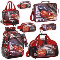 Disney Pixar Cars 3 Backpack Rucksack Travel Lunch Messenger School Bag OFFICIAL