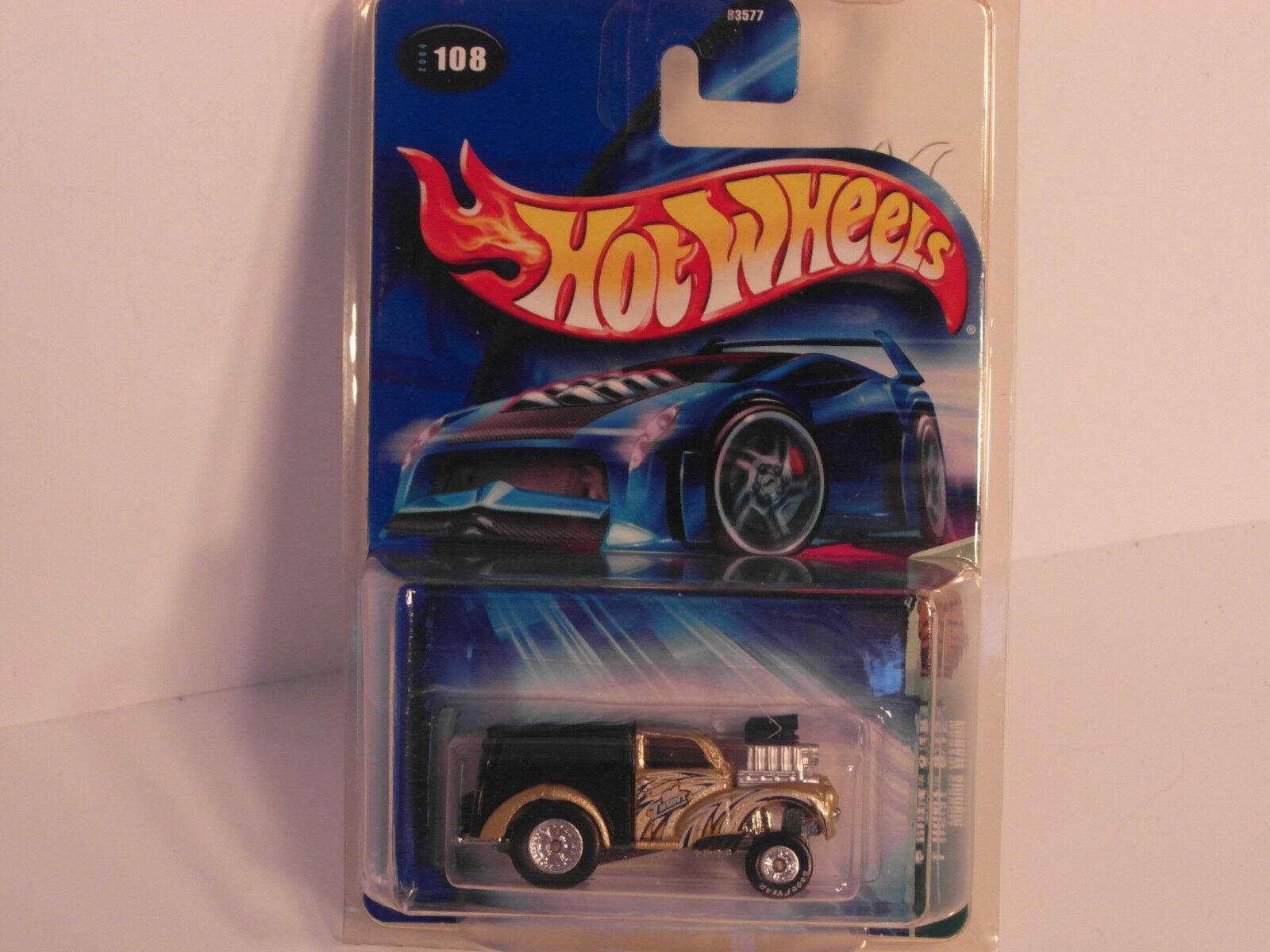 2004 HW Hotwheels TH Treasure Hunt MORRIS WAGON