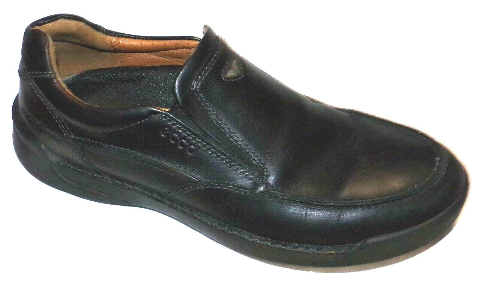 81da74fa404 ECCO HYDRO MAX WATERPROOF SLIP OXFORD MOCS OVER 95% TREAD SIZE-43 ON MENS  nqgzca7659-Casual Shoes