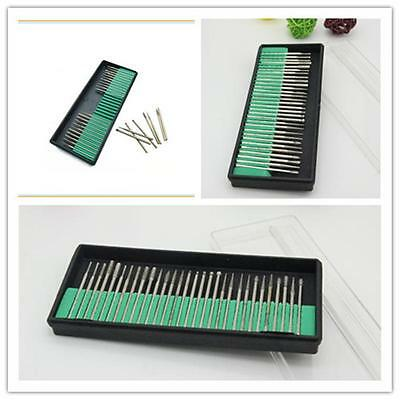 30pcs Pro Nail Art Electric Files Drill Bits Replacement Kit Salon Tool Set SA