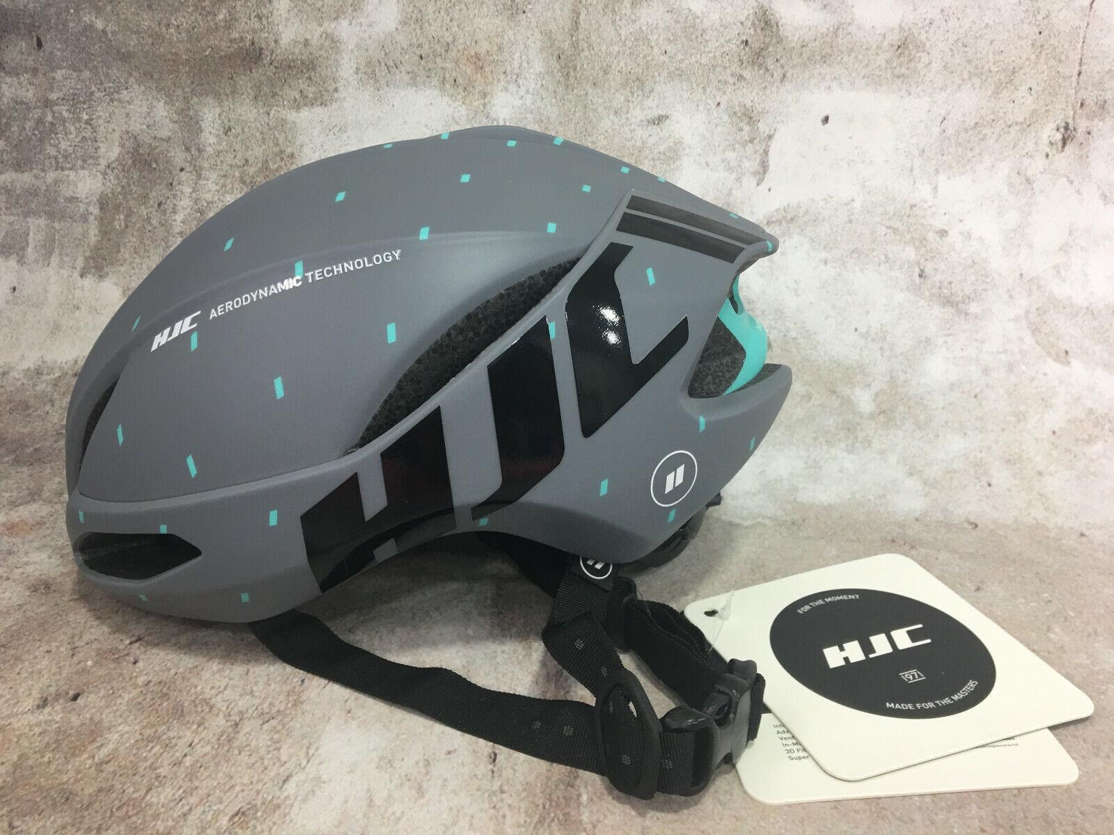 HJC Furion Aerodynamic Road Helmet 51-56cm Size S (MT Pattern Grey)