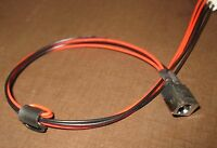 Dc Jack Power W/ Cable Toshiba Satellite L645d-s4058 L645d-s4050wh Charging Plug