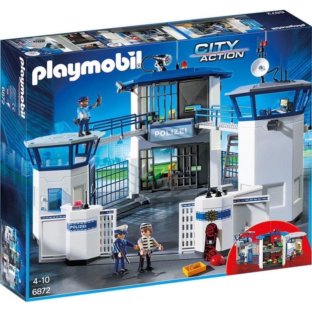 PLAYMOBIL® 6872 City Action - Polizeistation NEU & OVP