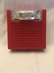 WHEELOCK MODEL RSS-241575W FIRE ALARM STROBE | eBay  |Wheelock Fire Alarm Horn Strobe