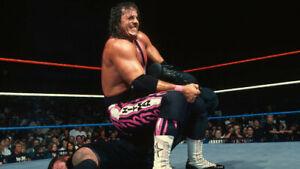 Bret-The-Hitman-Hart-WWE-Unsigned-8x10-photo-B