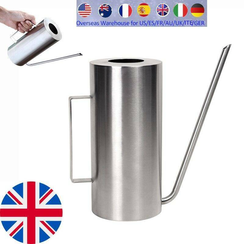1.5L Stainless Steel Water Cans Succulents Potted Watering Kettle Watering Pot