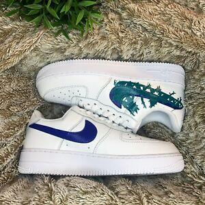 Nike Air Force 1  38 Baskets pour Femme – Blanc