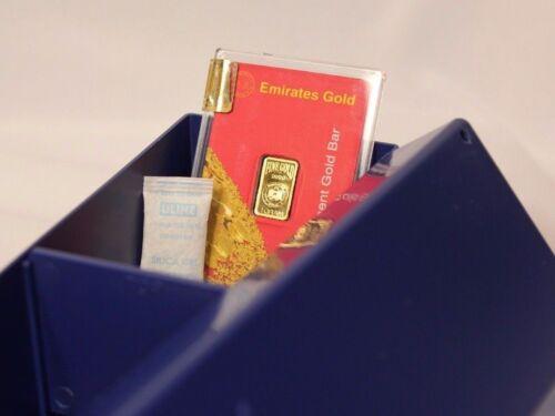 100 Silica Gel Packet 1//2 Gram Desiccant Coin Silver Gold Copper Storage USA