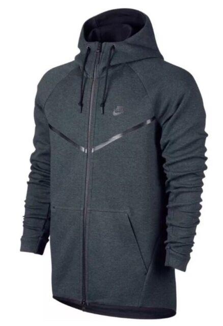 7779c5e740b7 Nike Sportswear Tech Fleece Windrunner Hoodie Mens 805144-364 L for ...