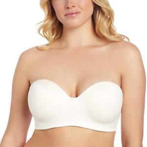 27c56d1e6fb7 Image is loading Carnival-Women-039-s-Plus-Size-Seamless-Ivory-