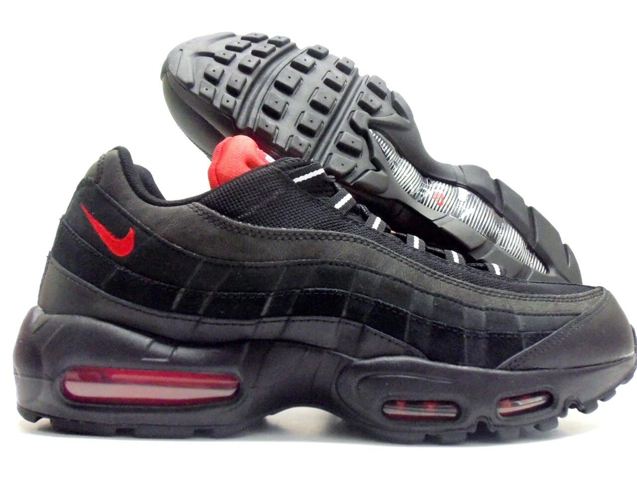 Nike Air Max 95 Essential Mens SNEAKERS 749766-016 13 for sale ... 8158d0512c