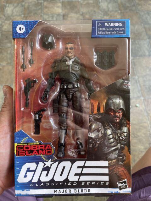 Hasbro GI Joe Classified Series Special Missions Cobra Island MAJOR BLUDD G.I.