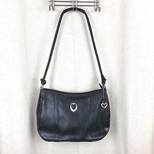 Brighton-Dark-Brown-Leather-Heart-Purse-Shoulder-Bag-C528226