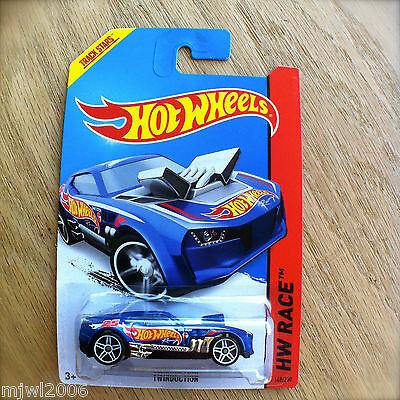 2014 Hot Wheels #148 HW Race Twinduction Treasure Hunt