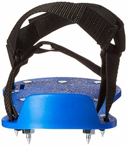 Spiked Sandals for Steel Toe Safety Shoes for Installing Epoxy Floors