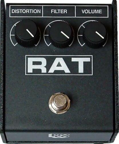 RAT 2 DISTORTION PEDAL Proco Rat2 Guitar Effect Box BRAND NEW w// WARRANTY!