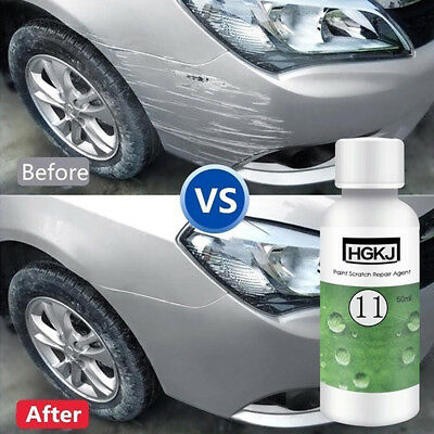 1x HGKJ Car Paint Scratch Repair Remover Agent Coating Maintenance Accessory Top