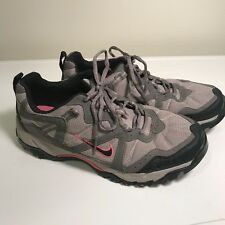 item 3 NIKE ACG All-Trac Trail Hiking Shoes Women s Size 9 Vintage EUC Gray    Pink -NIKE ACG All-Trac Trail Hiking Shoes Women s Size 9 Vintage EUC  Gray   ... a20f7aafd6