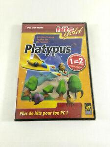 Jeu-PC-VF-Platypus-Neuf-et-scelle-Envoi-rapide-et-suivi