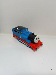 Thomas and Friends Trackmaster Motorized #1 Blue Tank Engine Train Working 2009
