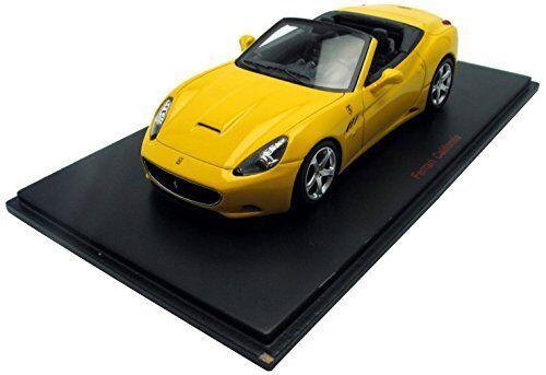 Ferrari california 2008 offene gelb 1 43 modell rotline