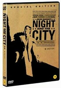 NIGHT-AND-THE-CITY-1950-RICHARD-WIDMARK-NEW-WORLDWIDE-ALL-REGION-DVD-UK-SELLER