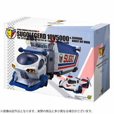 Megahouse Cyber Formula Collection DX Sugolegerd 10V5000 Asurada Boost Off Mode