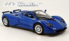 MOTORMAX 1:18 PAGANI ZONDA C12 DIE-CAST BLUE 73147