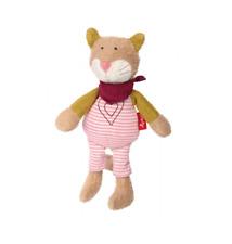 Sigikid Schnuffeltuch Katze urban Baby Edition ca 39032! 24 cm Neuheit  Art-Nr
