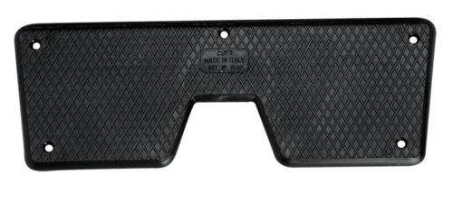 270mm x 98mm protector for outboard black Nuova Rade plastic transom pad