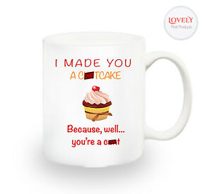 Image Is Loading C Nt Cake Funny Mug Birthday Present Coffee