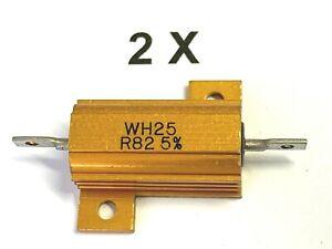0,002R 2mOhm WELWYN ULR25-R002FT2 2,5 Watt  2512 10 Stück 50ppm R002 1/%