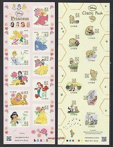 JAPAN-2015-Disney-Cartoon-Princess-of-White-Winnie-the-Pooh-Mini-S-S-Sticker