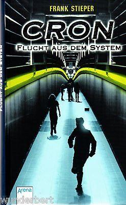 *y- Cron- Flucht Aus Dem System - Frank Stieper Hc (2003)