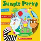 Jungle Party 9780545362504 by Jenne Simon Hardcover