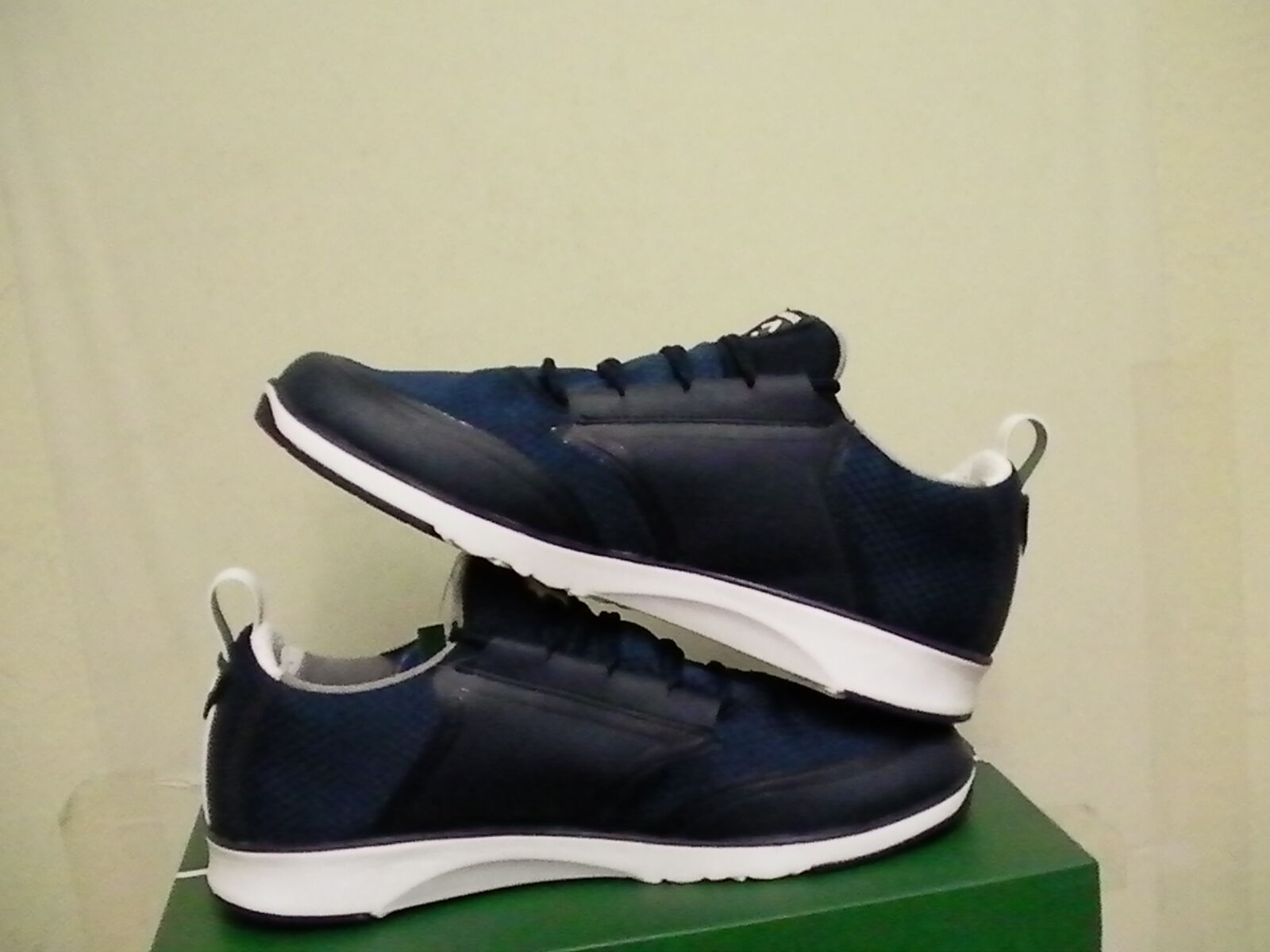 Lacoste shoes L.IGHT LT12 LT12 LT12 spm txt/syn dark blue training size 7 new with box 8ce792