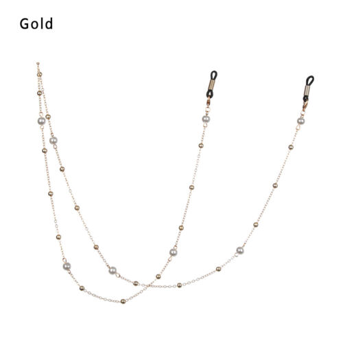 Link Chain Pearl Glasses Chains Eyeglasses Cord Sunglasses Necklace Band Access
