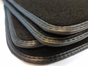 Gummifußmatten für Porsche Cayenne 2 2010-4tlg