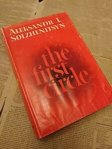 The-First-Circle-by-Aleksandr-I-Solzhenitsyn-1968-HC-DJ-1st-edition-C-T-Rare