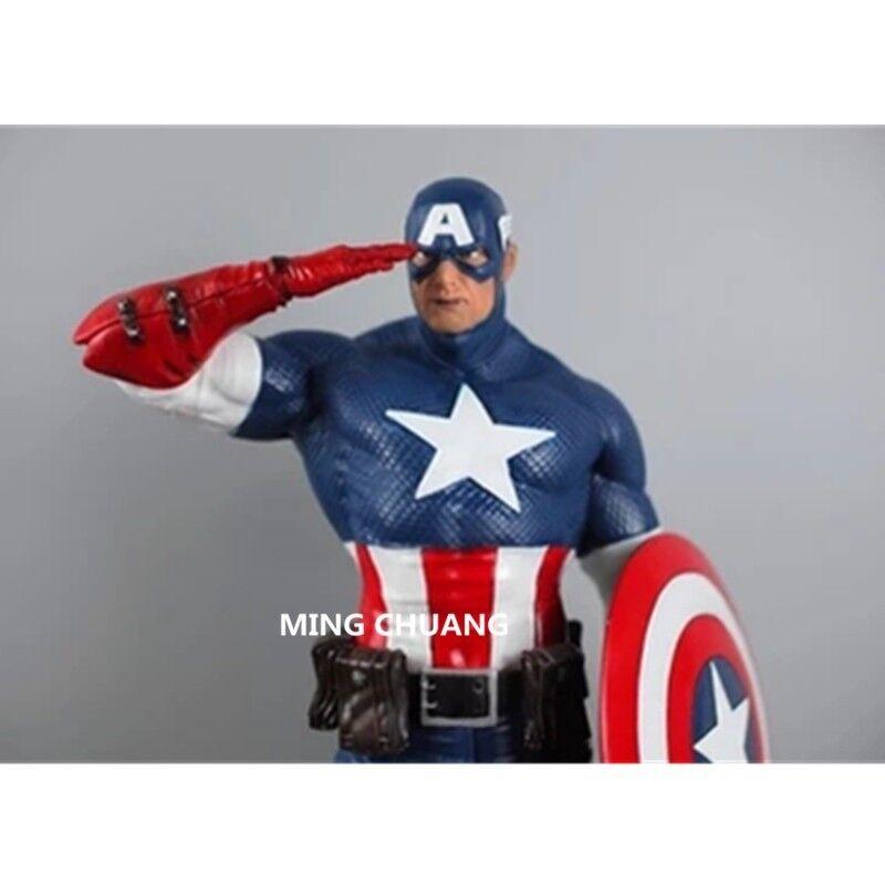 1 4 Avengers Infinity War Superhero Captain Captain Captain America Action Figure Collectible f5c480
